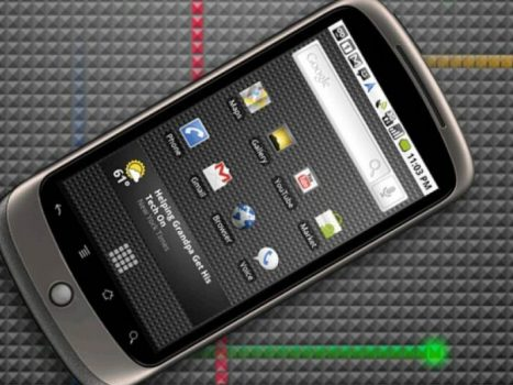 gsm nexus one