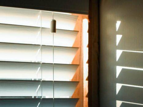 щори за прозорци в дома